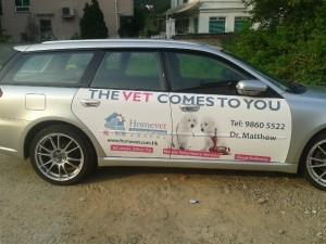 mobile visit vet