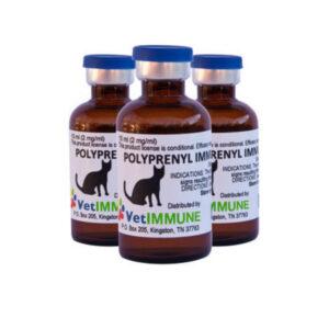 polyprenyl immunostimulant fip cats sass
