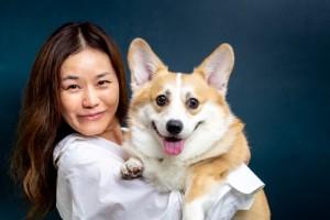 vet with pet